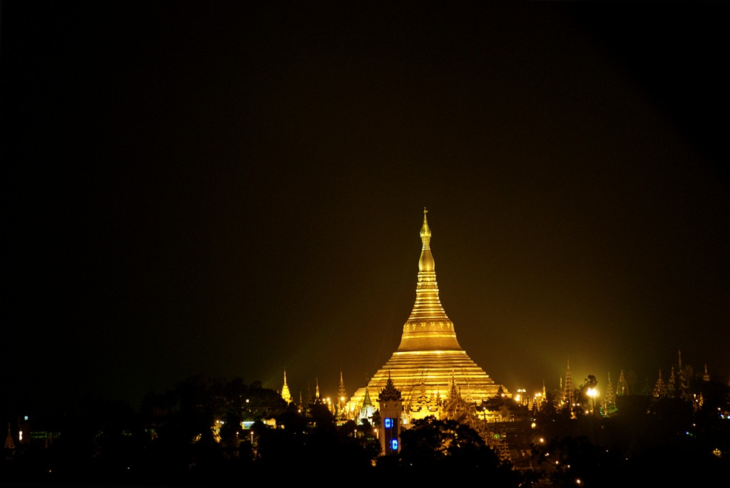 Yangon-Rangoon, Myanmar-Burma