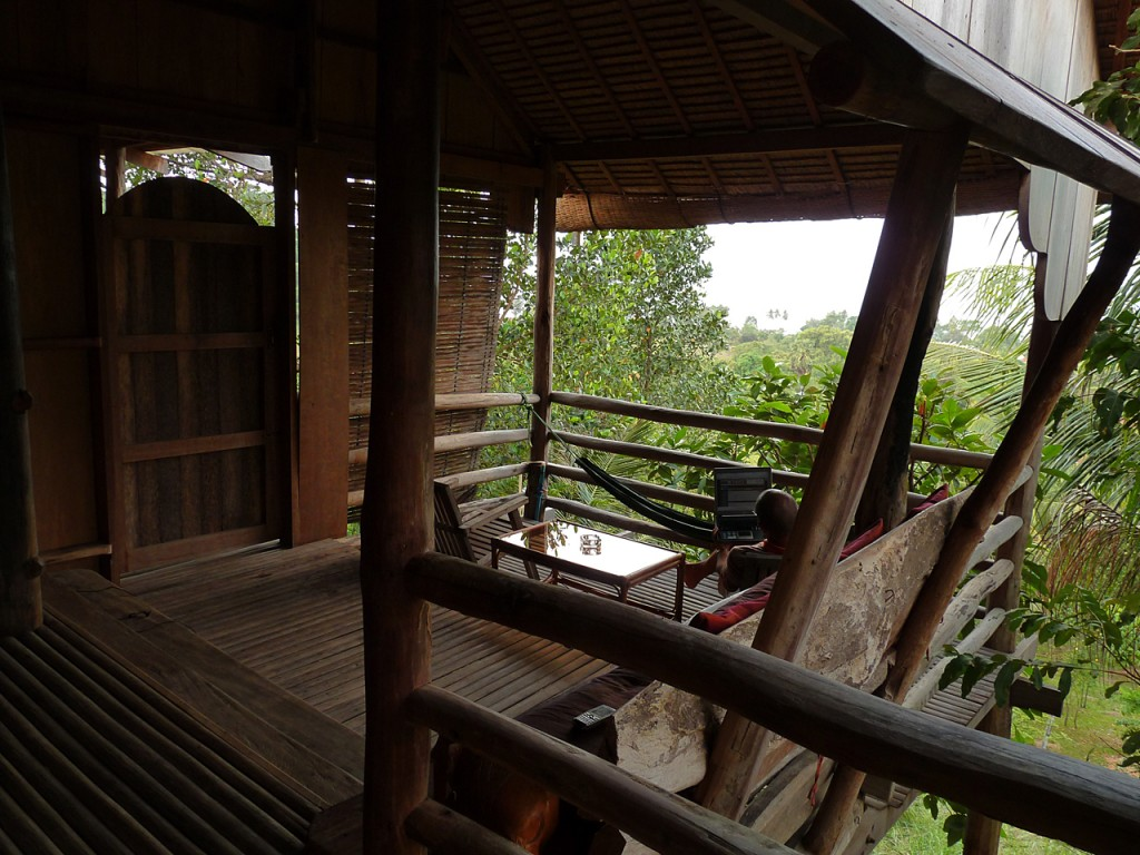 Kep lodge, Cambodia